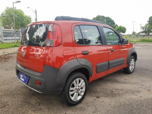 Vem pra rafa veículos!!!! uno way 1.0 2012 r$ 22.900,00 - eric - Foto 6