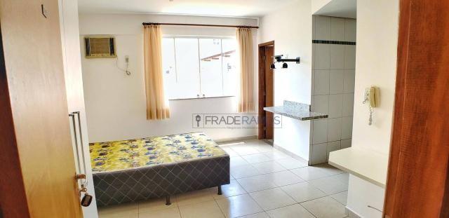 Apartamento com 1 dormitório para alugar, 25 m² por R$ 750,00/mês - Setor Leste Universitá - Foto 9