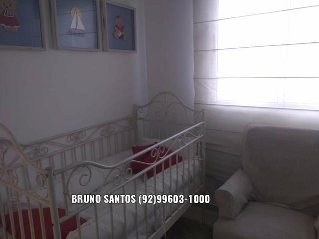 Vitta Club. Casa com três dormitórios. Torquato Tapajós - Foto 6
