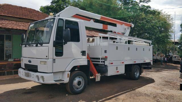 Caminhão Ford Cargo 815N Sky Manutenção rede elétrica - Foto 2