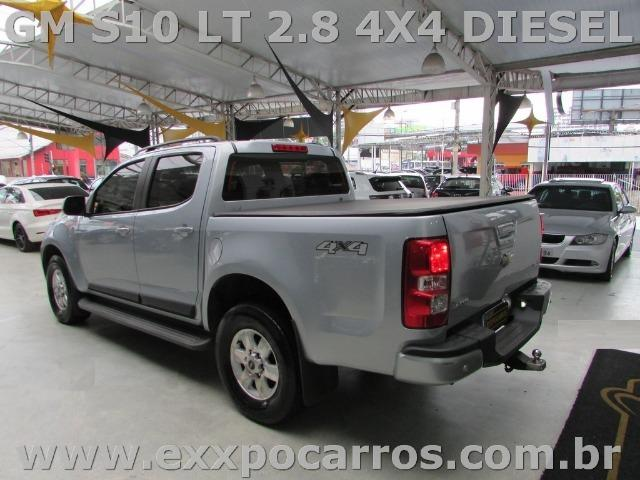 Gm S10 Lt 2.8 4X4 Diesel Automatica - Ano 2013 - Bem Conservada - Foto 11