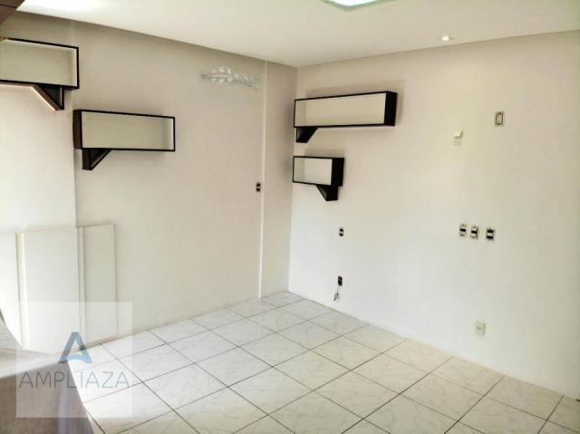 Apartamento com 3 dormitórios para alugar, 238 m² por r$ 2.200/mês - aldeota - fortaleza/c - Foto 11