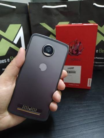Moto z2 play 64 gb / otimo aparelho - Foto 2