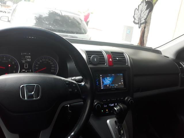 Honda CRV EXL 4X4 AUTOMÁTICA TETO SOLAR - Foto 4