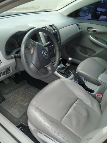 Toyota Corolla XEI 1.8 16v 2009 - Foto 7