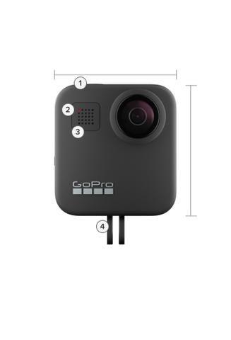 GoPro Max 360 - Foto 4