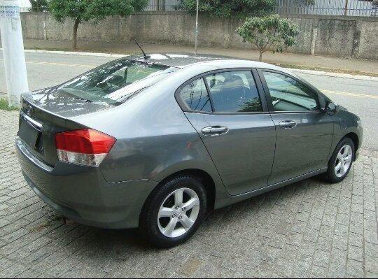 Honda city 1.5 dx aut. 2011 - Foto 6