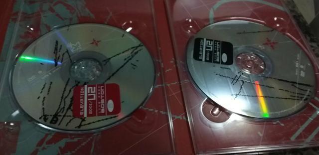 DVD duplo U2 - Foto 2