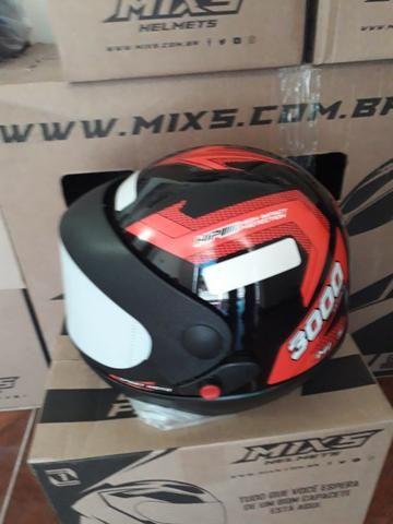 Promoção de capacetes novos de R$ 120 por R$ 85 - Foto 3