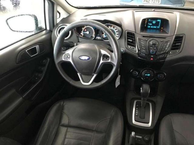 Fiesta  1.6 16V Flex Aut. 5p - Foto 12