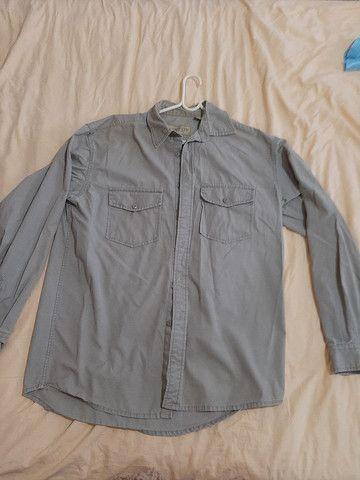 Camisas sociais 3 e 4 - Foto 2