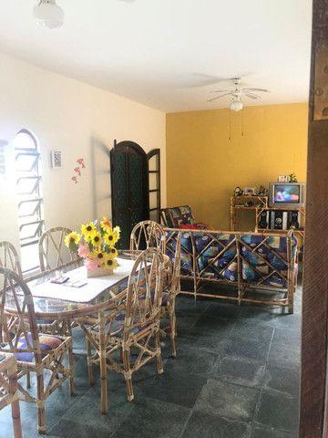 Casa mobiliada aluguel definitivo/ fixo, Peruíbe 400mts praia, 3dorm, 3vgs - Foto 6
