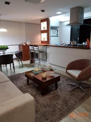 Apartamento quadra mar na Barra Sul, 2 dormitórios sendo 1 suíte, opção para 3º dormitório - Foto 19