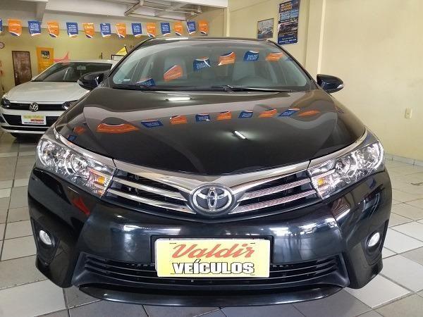 Toyota/ Corolla GLI 1.8 Upper Automático 2017 Única Dona!