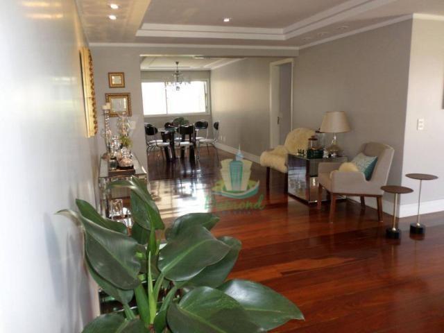 Apartamento com 3 dormitórios à venda, 149 m² por R$ 630.000,00 - Edificio Castelo Real -  - Foto 6