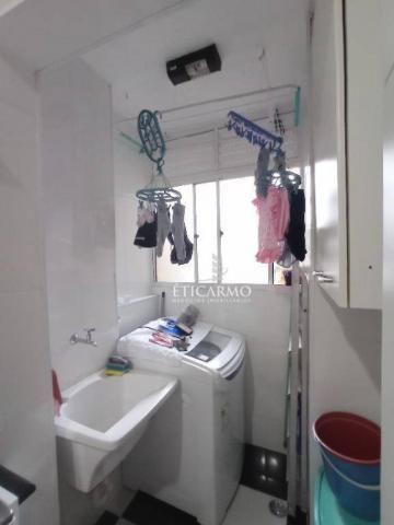 Apartamento com 2 dormitórios à venda, 50 m² por R$ 250.000 - Fazenda Aricanduva - São Pau - Foto 5