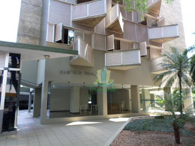 Apartamento com 3 dormitórios à venda, 149 m² por R$ 630.000,00 - Edificio Castelo Real -  - Foto 2