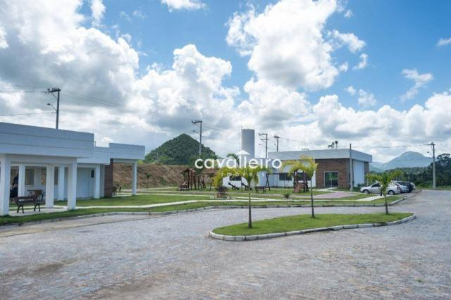 Casa com 2 dormitórios à venda, 99 m² por R$ 285.000,00 - Pindobas - Maricá/RJ - Foto 18