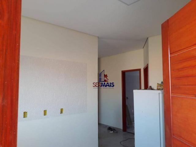 Casa com 2 dormitórios à venda, 70 m² por R$ 150.000 - Colina Park II - Ji-Paraná/RO - Foto 13