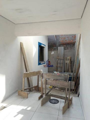 Casa com 2 dormitórios à venda, 70 m² por R$ 150.000 - Colina Park II - Ji-Paraná/RO - Foto 4
