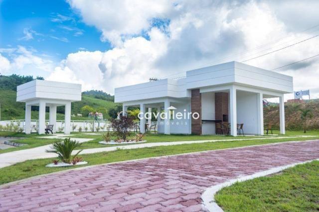 Casa com 2 dormitórios à venda, 99 m² por R$ 285.000,00 - Pindobas - Maricá/RJ - Foto 10