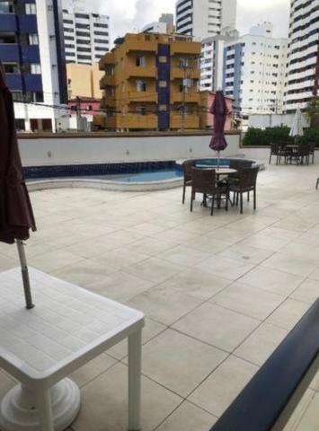 Apartamento no Imbuí - Condomínio Torre Madri - 2/4 com 1 Suíte - 59 m² - Varanda - 1 Vaga - Foto 4