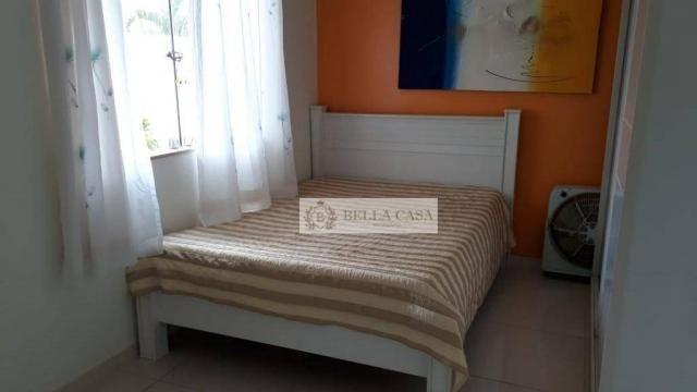 Casa com 4 dormitórios à venda por R$ 500.000,00 - Ponte dos Leites - Araruama/RJ - Foto 19