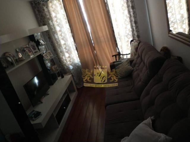 Cobertura com 3 dormitórios para alugar, 110 m² por R$ 3.000,00/mês - Icaraí - Niterói/RJ - Foto 3