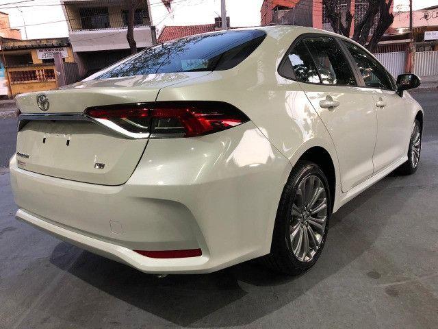Corolla XEI 2.0 Branco Perola 2021 - Foto 8