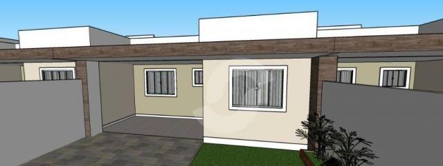 Casa com 2 dormitórios à venda, 62 m² por R$ 215.000,00 - Itaipuaçu - Maricá/RJ - Foto 2