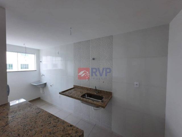 Apartamento com 2 dormitórios à venda, 53 m² por R$ 179.000,00 - Recanto da Mata - Juiz de - Foto 6