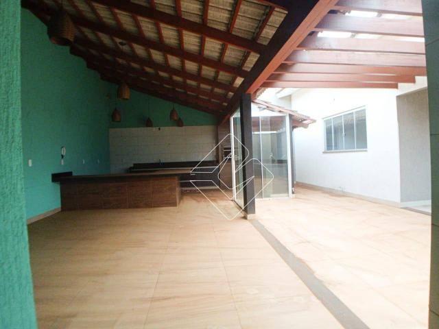 Casa com 3 dormitórios à venda, 250 m² por R$ 650.000 - Residencial Maranata - Rio Verde/G - Foto 15