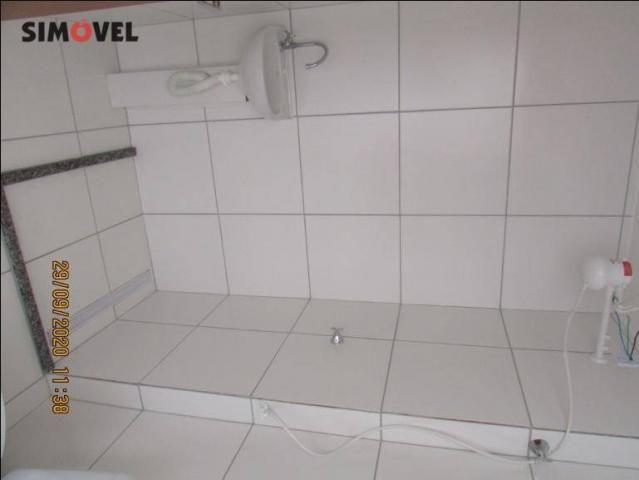 Apartamento com 1 dormitório para alugar, 32 m² por R$ 700/mês - Ceilândia Norte - Ceilând - Foto 7