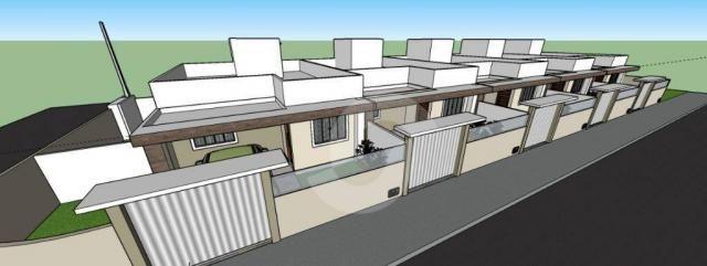 Casa com 2 dormitórios à venda, 62 m² por R$ 215.000,00 - Itaipuaçu - Maricá/RJ - Foto 3