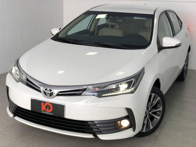 Toyota Corolla 2.0 Altis CVT