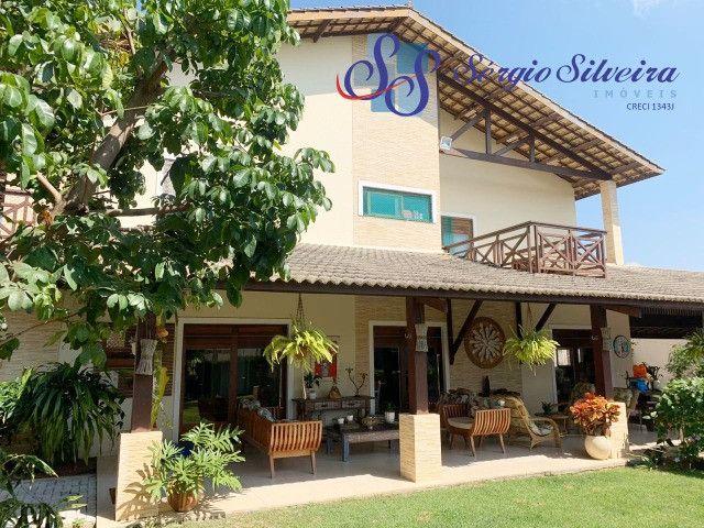 Casa em condomínio fechado alto padrão no Eusébio com área de lazer completa!