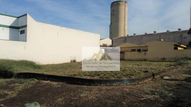Terreno à venda, 500 m² por R$ 550.000 - Nova Ribeirânia - Ribeirão Preto/SP