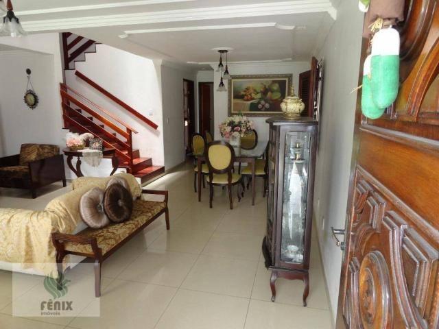 CA0047 - Casa com 3 dormitórios à venda, 202 m² por R$ 650.000,00 - Edson Queiroz - Fortal - Foto 10