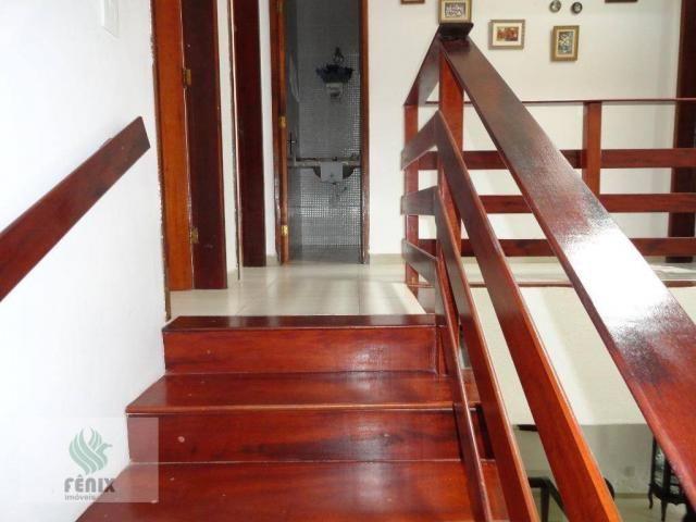 CA0047 - Casa com 3 dormitórios à venda, 202 m² por R$ 650.000,00 - Edson Queiroz - Fortal - Foto 17