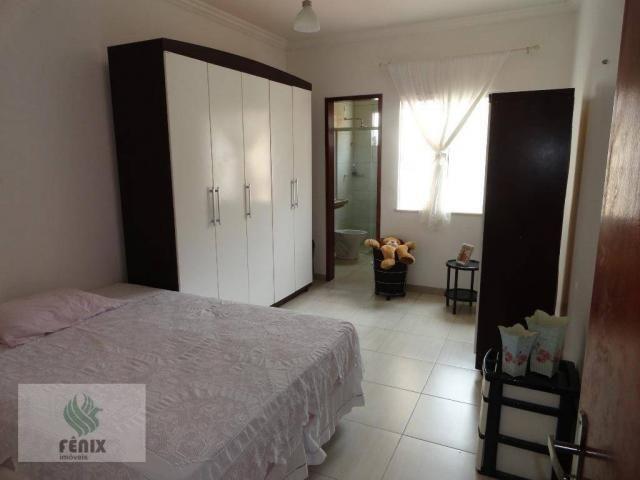 CA0047 - Casa com 3 dormitórios à venda, 202 m² por R$ 650.000,00 - Edson Queiroz - Fortal - Foto 18