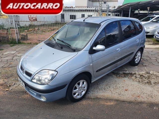Renault scenic 1.6 expression 16v / 2006 / prata