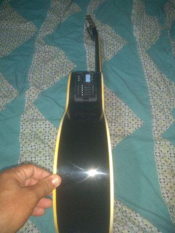 Vende se violão elétrico. - Foto 6