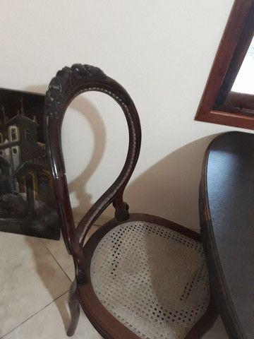 Mesa em jacarandá antiga  - Foto 2