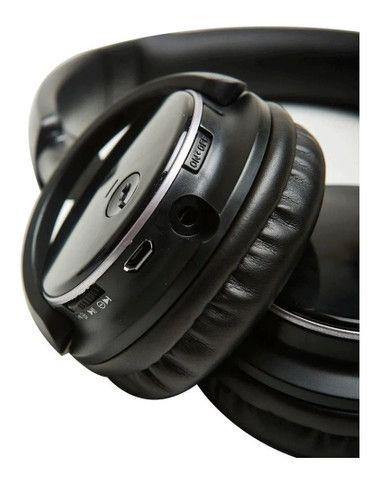 Fone sem fio Bluetooth Headphone - Foto 4
