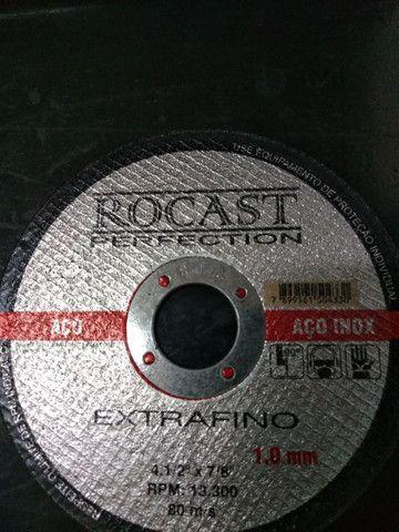 Disco de corte Rocast