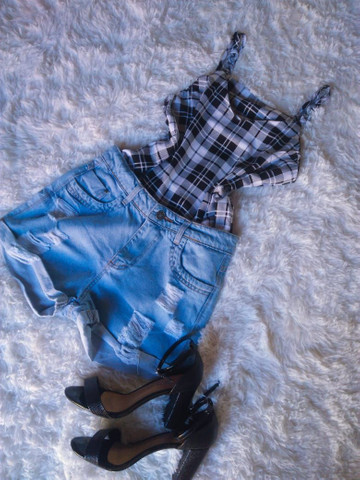 Blusas de alcinha - Foto 6