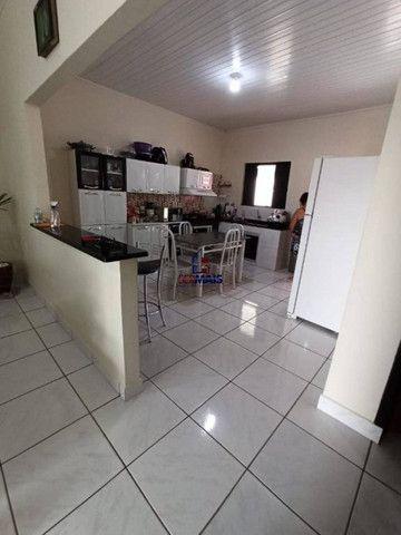 Casa à venda por R$ 290.000 - Nossa Senhora de Fátima - Ji-Paraná/RO - Foto 5