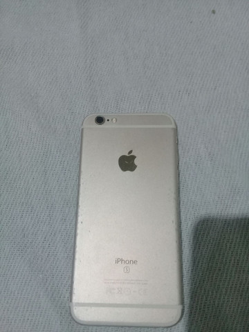 Iphone 6 Vendo ou troco por celular  tela bateria e pecas do iPhone 6s - Foto 4