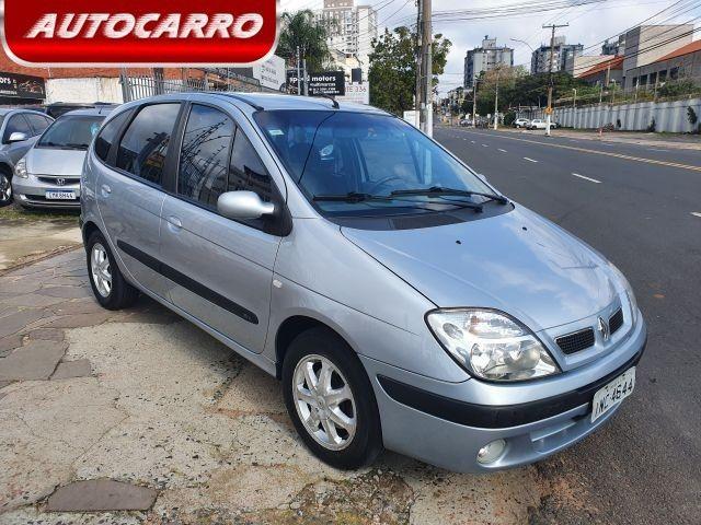 Renault scenic 1.6 expression 16v / 2006 / prata - Foto 2