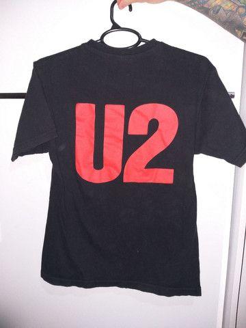 Camisetas Slipknot e U2 - Foto 3